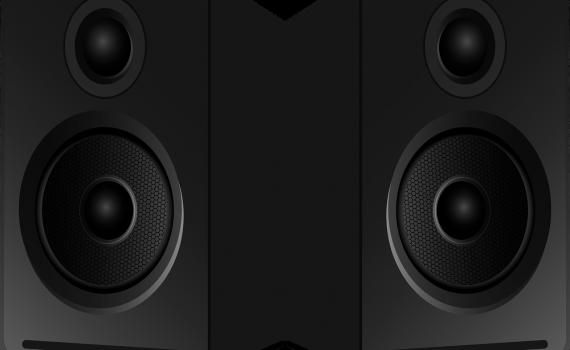 Förhöj inredningen med högtalare