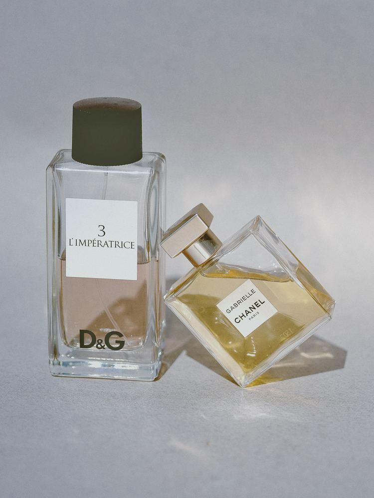 Parfym skapar minnen för livet